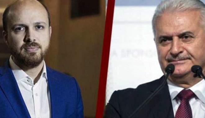 'Binali Yıldırım seçilince istifa edecek,koltuğa Bilal Erdoğan geçecek' iddiası