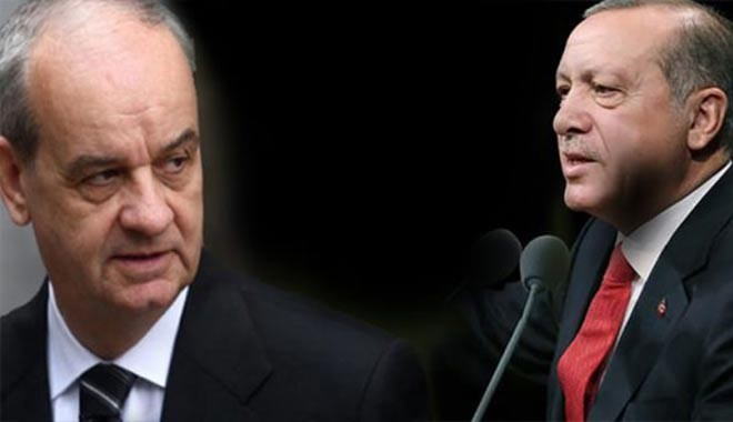 İlker Başbuğ, Cumhurbaşkanı Erdoğan'a yanıtını bu sabah verdi