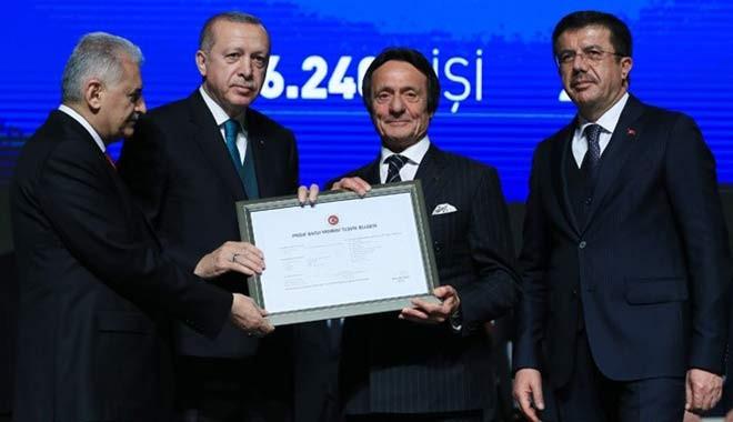 Vestel hisseleri, Erdoğan'la yükseldi