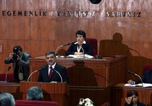 Gül: Kıbrıs Türkü azınlık değildir