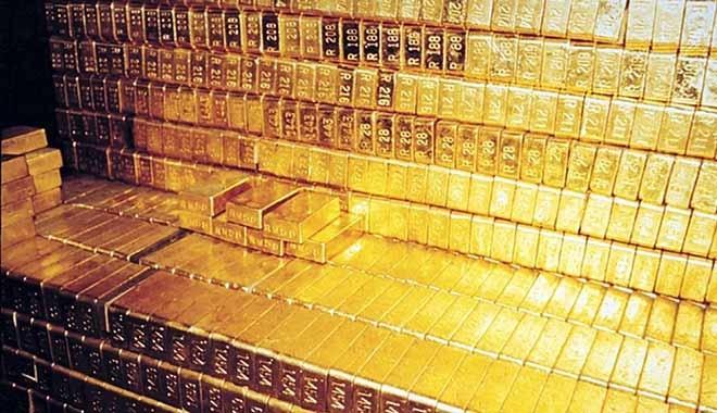 Altın hesabında rekor: 24 milyarı aştı
