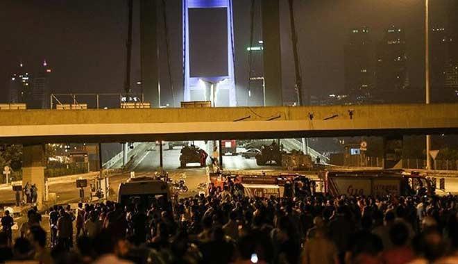15 Temmuz Şehitler Köprüsü davasında 72 müebbet