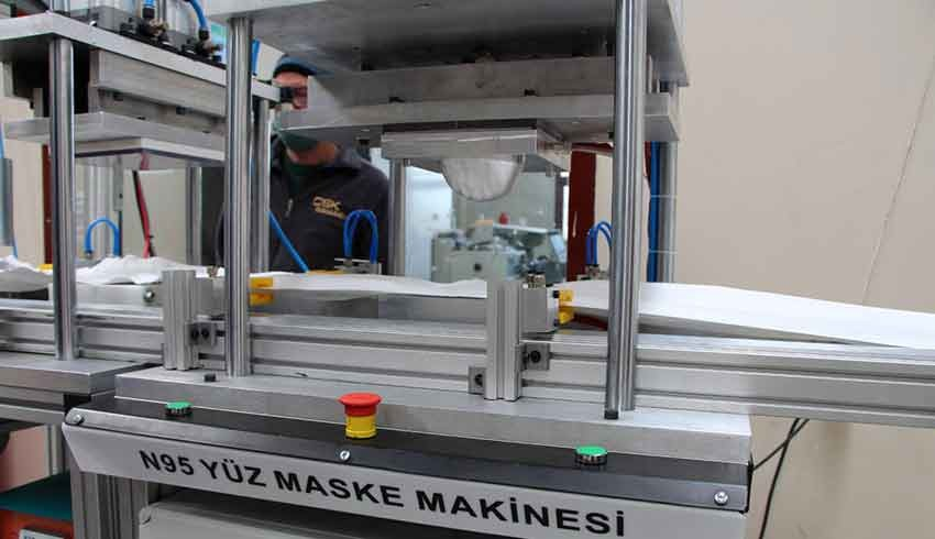 DMO,17.5 milyon adetlik maske ihalesini yine iptal etti