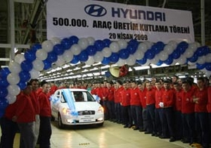 Otomobil Lobisi Hyundai çıktı