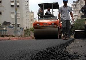 Belediye asfaltçısı iflas etti