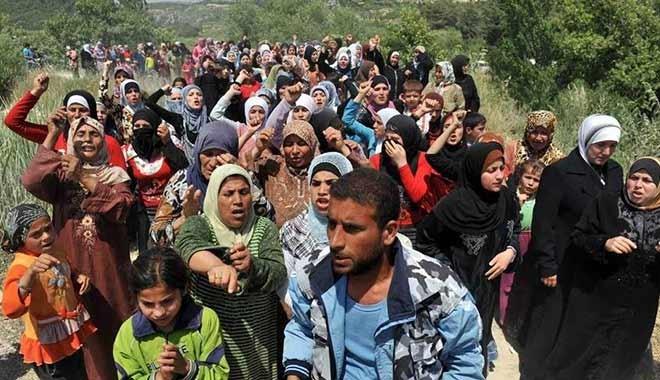 2 milyon kişilik yeni göç dalgası gelebilir