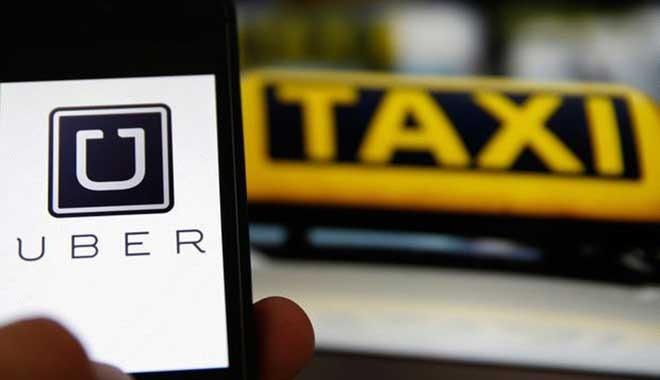 Uber şoförleri ve yolculara ceza yağdı