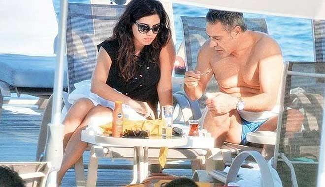 56 yaşındaki Ersun Yanal, sevgilisiyle nişanlandı