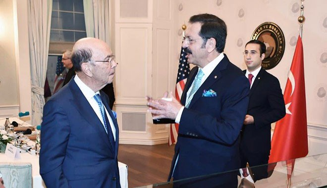 ABD Ticaret Bakanı Ross, hangi konuşmadan çok etkilenmiş?