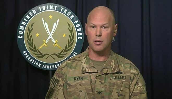 ABD ordu sözcüsü: Türk askeri Menbiç'in içine girmeyecek
