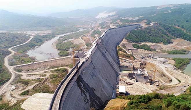 1.5 Milyar TL boşa gitti... Kalyon İnşaat'ın yaptığı Melen Barajı su tutmuyor...