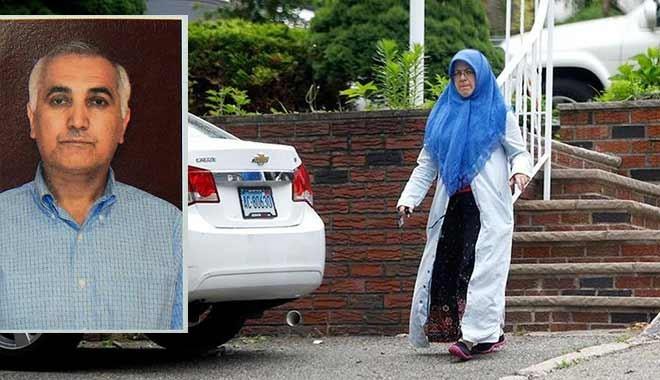 Adil Öksüz'ün eşi ABD'de lüks içinde yaşıyor