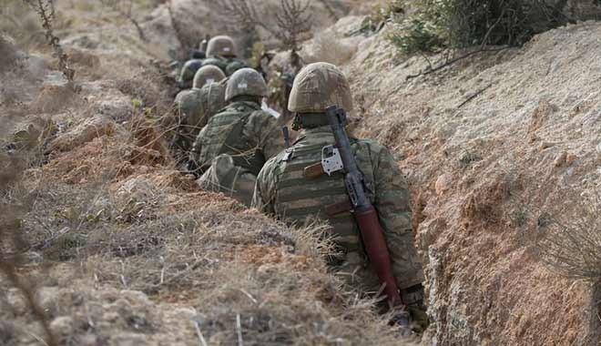 Zeytin Dalı Harekatı'nda 1156 terörist öldürüldü
