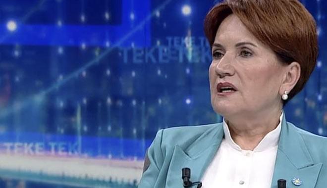 Meral Akşener, hakaret mesajları için Semiha Yıldırım'dan özür diledi