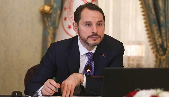 Hazine ve Maliye Bakanı Albayrak: Dünya yanıyor, Türkiye güllük gülistanlık değil tabii ki