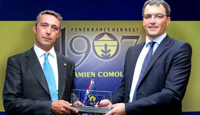 Fenerbahçe'de Comolli dönemi başladı