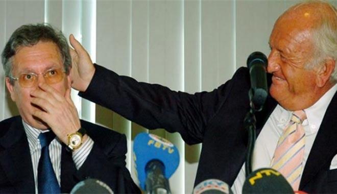 Ali Şen'den Aziz Yıldırım'a şok: Benim oyum Ali Koç'a