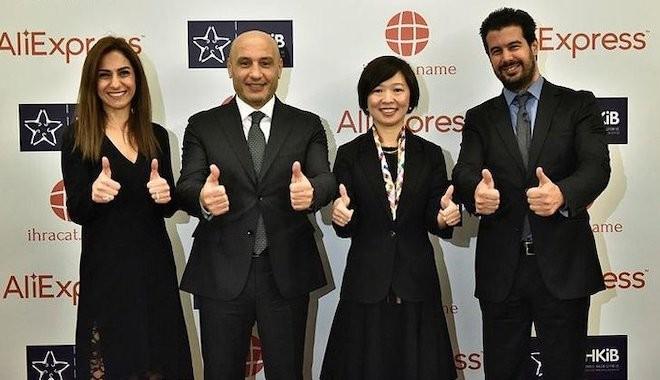Alibaba tekstili dünyaya açacak
