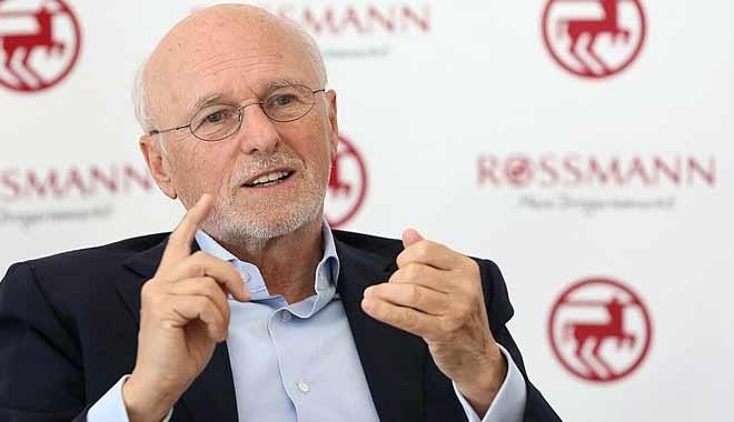 Alman iş insanı Dirk Rossmann: Erdoğan'la ilgili konuşursam Türkiye'ye giremem