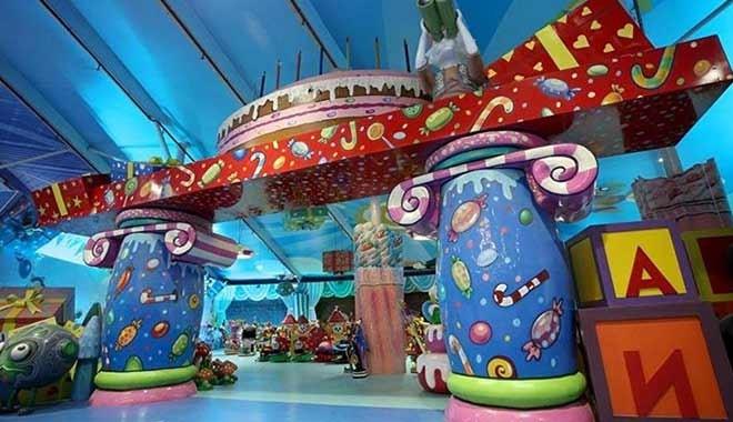 Ankapark'a giriş 25 TL, oyuncak biniş ücretleri hariç