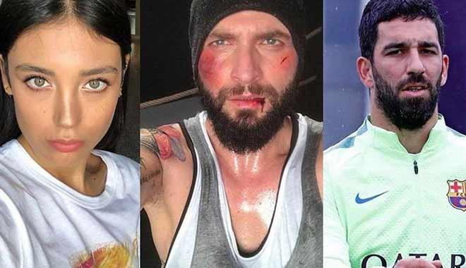 Arda Turan: Laf attım, kafa attım, burnunu kırdım