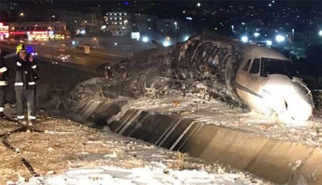 Özel jetler yeniden gündemde: 14'üncü iş jeti kazası