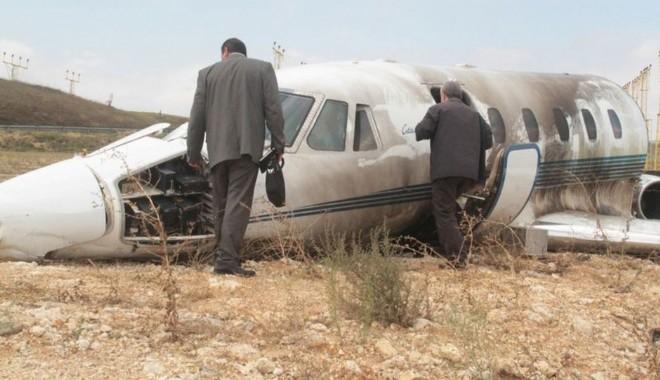 Atatürk Havalimanı'nda yanan jetin pilotu o anları anlattı
