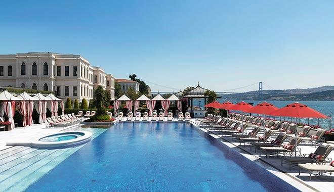 Avrupa'dan iki otel girdi! Dünyanın en iyi 10 Four Seasons otelinden biri İstanbul'da