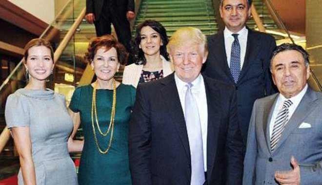 Aydın Doğan, İsrail katliamına neden olan Trump'la ortaklığını bitirecek mi!