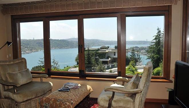 Bank Asya'nın boğaz manzaralı lüks villası kaç milyona satılıyor