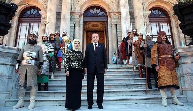Başkan Erdoğan'a yeni bir saray daha