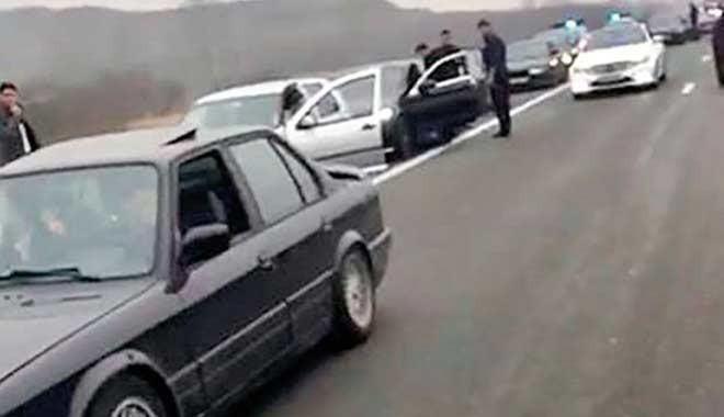 Belçika otobanında misket oynayan Türklere 40 bin euro ceza kesildi! Türk her yerde Türk