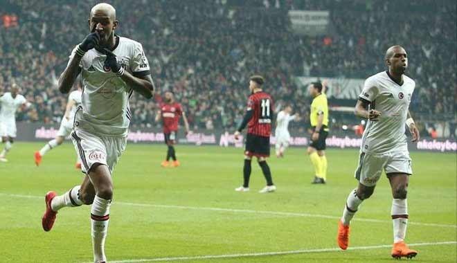 Beşiktaş, Gençlerbirliği'ni tek golle geçti