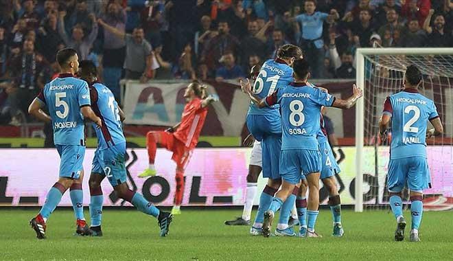 TFF'nin talimat değişikliğine ilk tepki Trabzonspor'dan