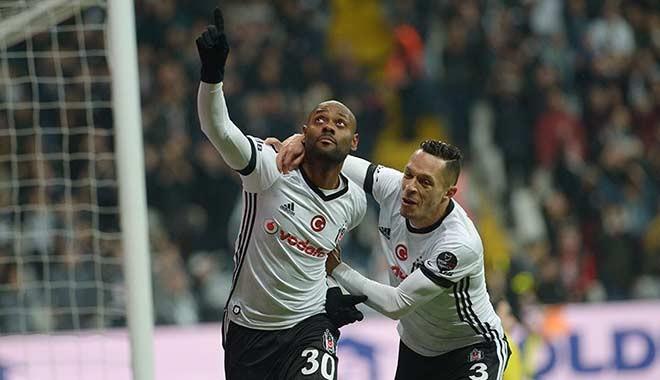 Beşiktaş evinde beşledi