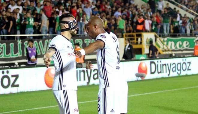Beşiktaş kazandı, zirve karıştı....