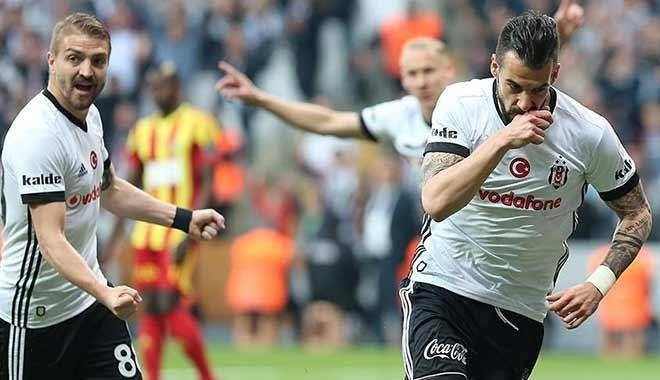 Beşiktaş son bölümde açıldı: Zirve takibine devam