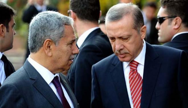 Erdoğan-Arınç görüşmesi sona erdi: Arınç'tan ilk açıklama