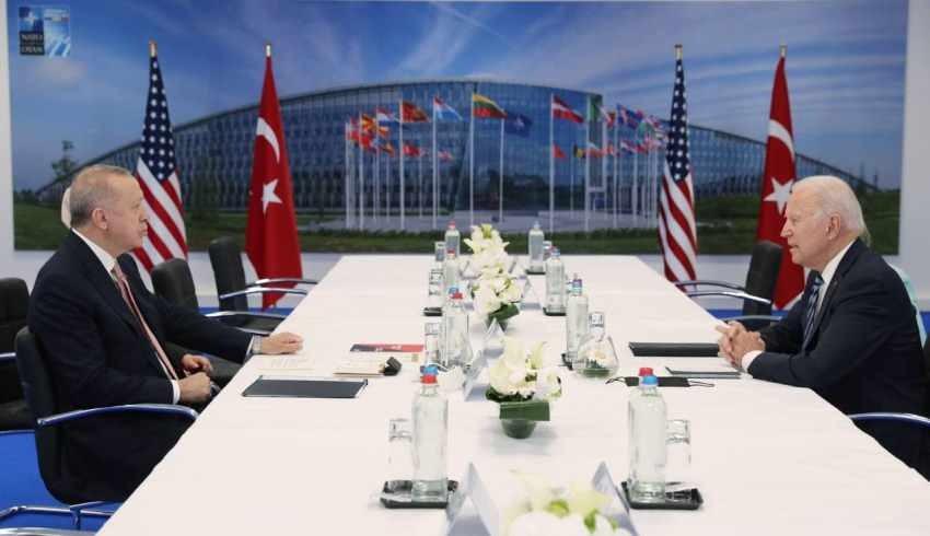 Erdoğan, F-35 ve S-400 için Biden'e ne söylediğini açıkladı