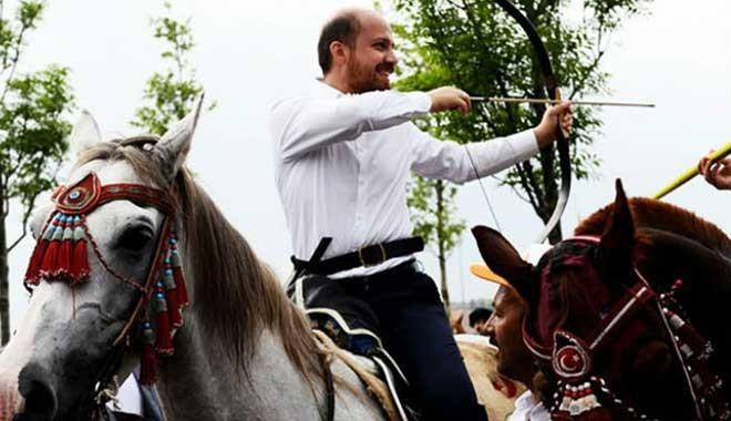 Bilal Erdoğan: Acaba kaç tanemiz at biniyor?