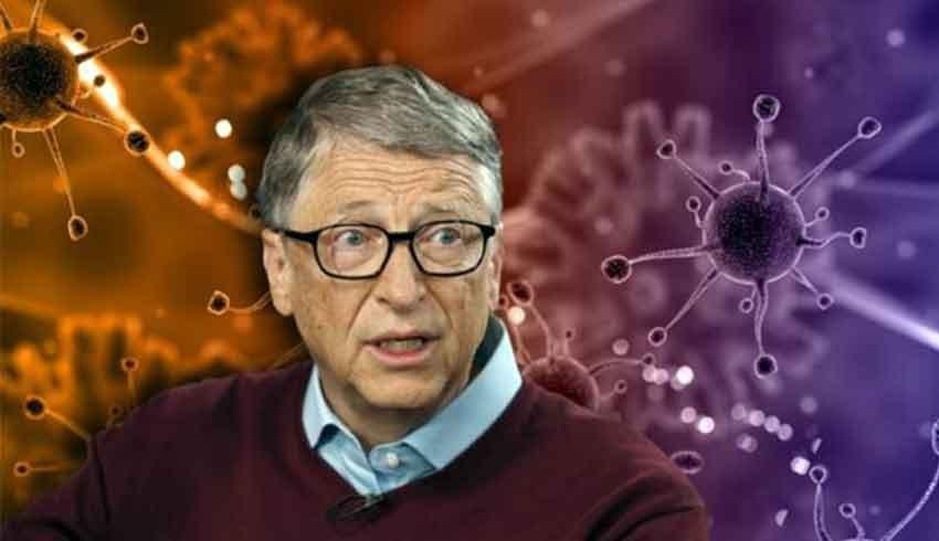 Bill Gates corona aşısı için en net tarihi verdi