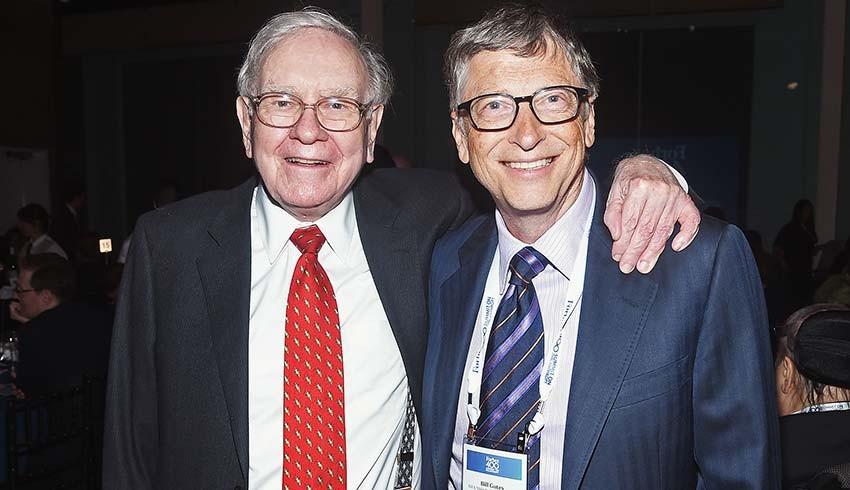 Bill Gates ve Warran Buffet'tan milyar dolarlık yatırım