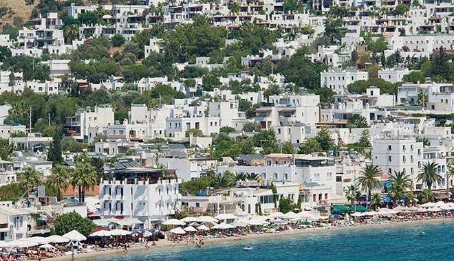Yaprak kımıldamıyor: Çeşme-Bodrum-Antalya