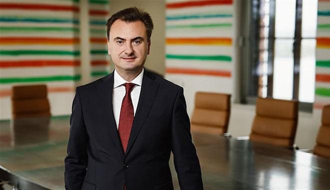 Borusan Holding'e 'Kafadar' CEO