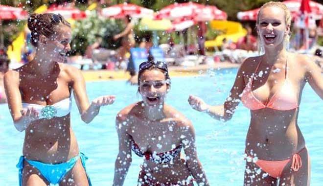 Yabancı turist sayısı yüzde 24 arttı