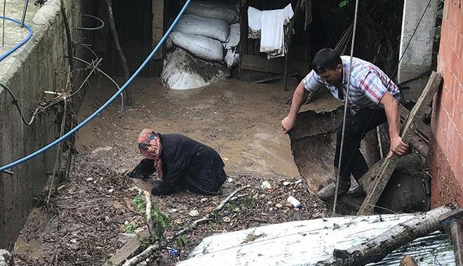 Bu da mı kader! Trabzon'da sel felaketi! 6 ölü, 4 kayıp