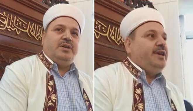 Bu da oldu: İmam cami kürsüsünde AKP'den adaylığını ilan etti