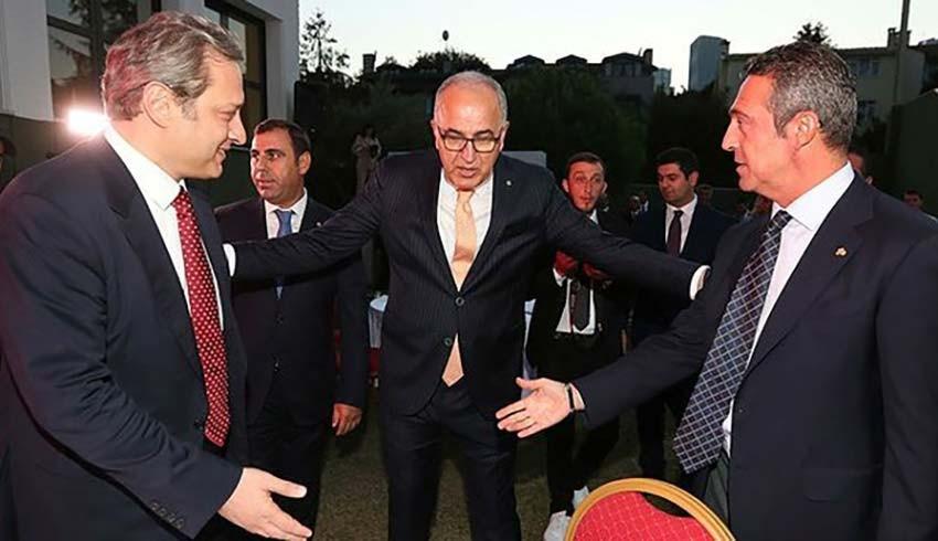 Burak Elmas'tan 'Fenerbahçe' açıklaması: Hiçbirimiz düşman değiliz