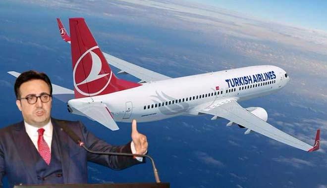 THY Airbus'a da gitmiş