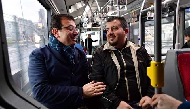 CHPnin İstanbul adayı İmamoğlu: Yüzde 51le kazanacağız